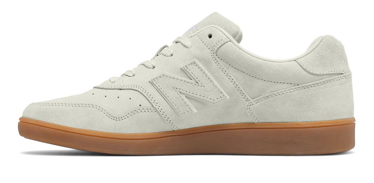 New Balance 288 Suede Uomo bianca [CT288WG] Court Classics