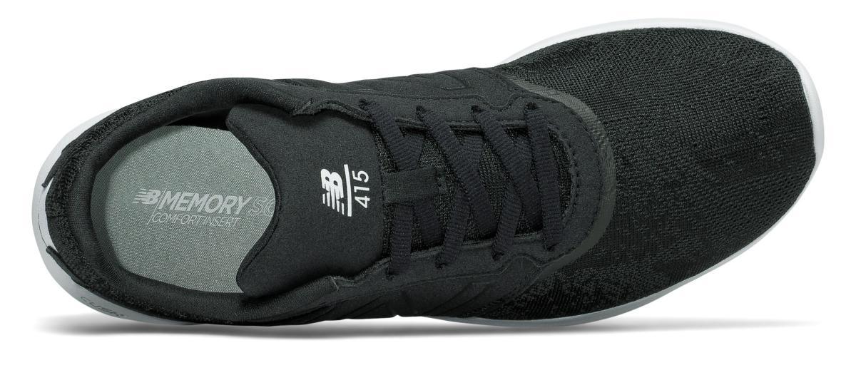 New Balance 415 Donna Nero [WL415BW] Sport Style