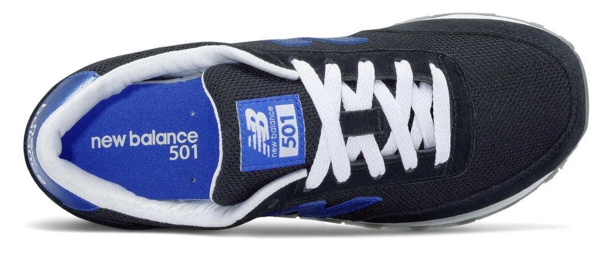 New Balance 501 Core Donna Nero [WL501NWD] Classics