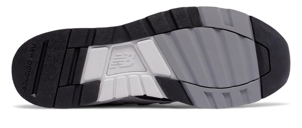 new balance 597 grigio