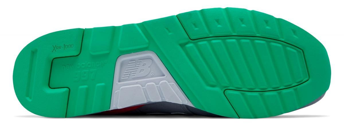 New Balance 997 Coumarin Pack Uomo Grigio [M997CDG] Made in UK & US