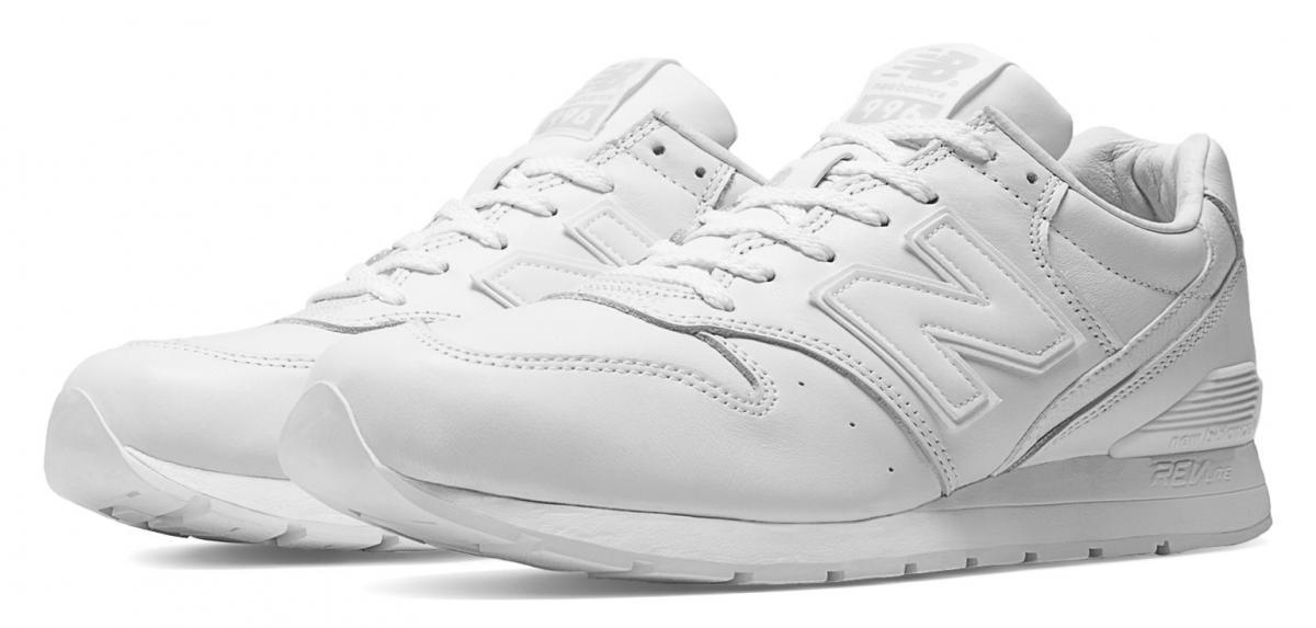 New Balance Scallywag Revlite 996 Uomo bianca [MRL996EW] Sport ...