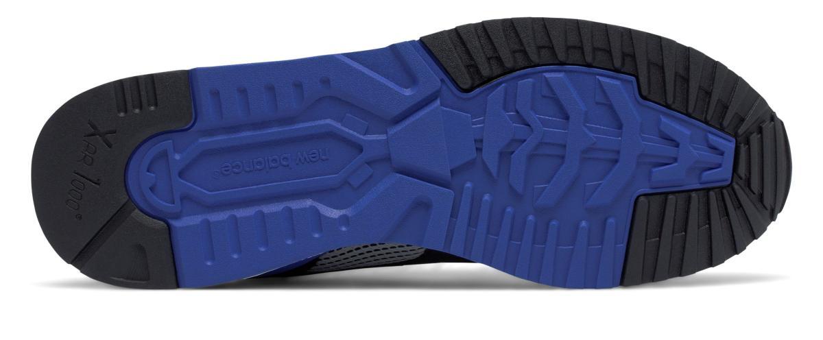 New Balance 530 Leather Textile Uomo Nero [M530CVC] Running Classics